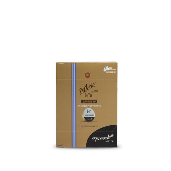 Decaf Espressotoria Capsules